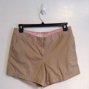 J. Crew Factory Shorts - 🌟5 for $25🌟 J. Crew Factory Khaki Chino Shorts
